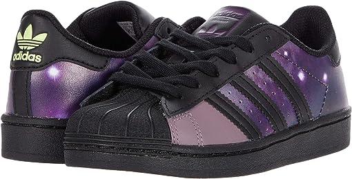 Core Black/Core Black/Glory Purple