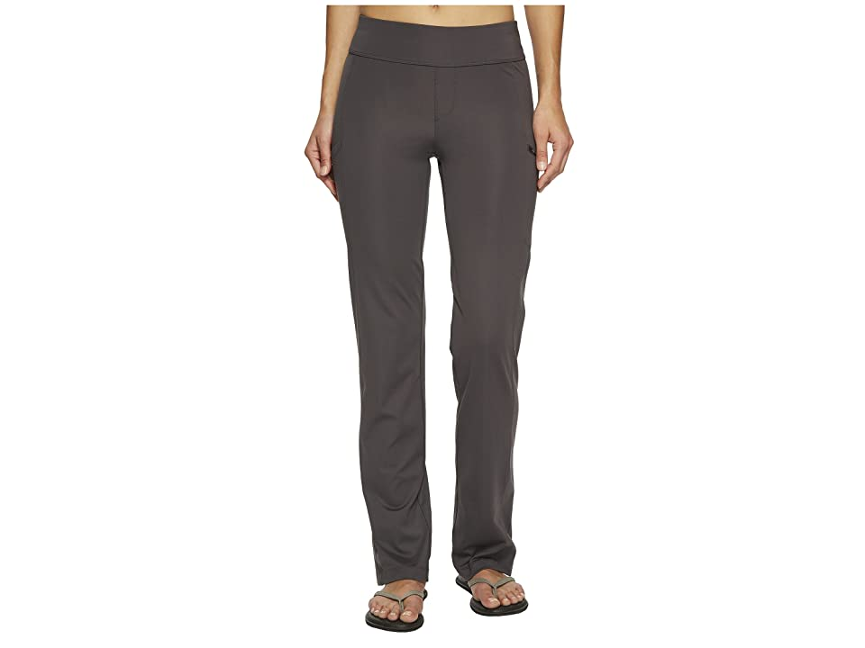 Royal Robbins Jammer Knit Pants (Charcoal Heather) Women