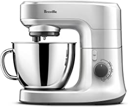 Breville The Scraper Bench Mixer, Silver LEM250SIL