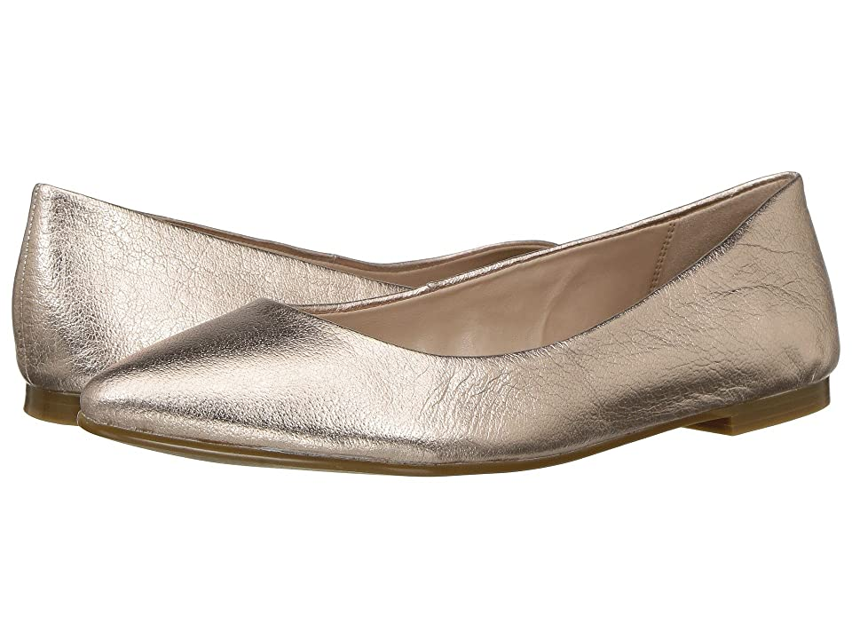 BCBGeneration Millie (Rose Gold/Rose Gold Metallic Soft Tumbled Calf) Women