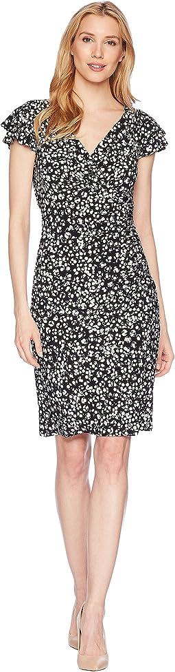 LAUREN Ralph Lauren - Cinnamon Abstract Brisa Dress