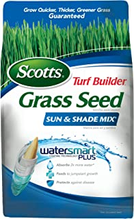 Scotts Turf Builder Grass Seed - Sun and Shade Mix, 7-Pound (Not Sold in Louisiana)