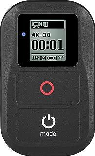 Suptig Waterproof Wireless Remote Control for Gopro Hero 8 Hero 7 Black Hero 6 Black Hero 5 Hero 5session Hero 4 Hero4 Session Hero 3+ Hero 3 Action Camera WiFi Remote
