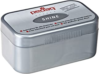 Pedag Shine Instant Shine for All Smooth Leathers, Imitation and Synthetic Leathers, 2.2 Ounce