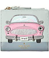 Kate Spade New York - Checking In Pink Car Adalyn