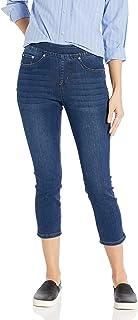 Jag Jeans Women's Maya Skinny Pull On Crop Jean