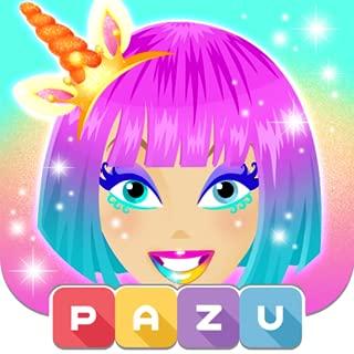 Makeup Girls Unicorn - Makeover Salon Game