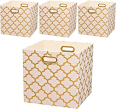 Posprica Large Storage Cubes,Collapsible Storage Bins Boxes Containers Drawers Organizer Baskets for Toy,Clothes,Laundry,1...