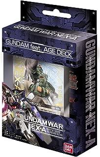 Gundam War EX-A [GUNDAM feat. AGE DECK] by Bandai