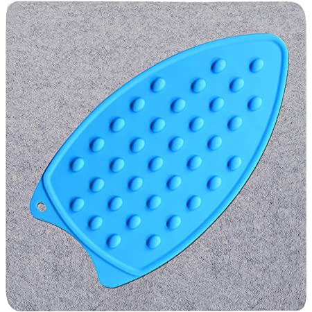 Accessories and Gifts for Quilting Embroidery FANZHOU Wool Pressing Mat for Quilting Portable Heat Press Iron Craft Mat for Travel or Classes