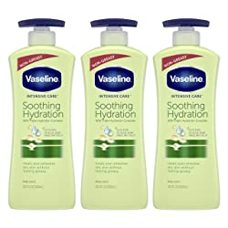 Vaseline Intensive Care hand and body lotion For Dehydrated Skin