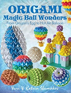 Best origami magic ball Reviews