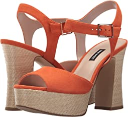 Wilmarie Platform Heel Sandal