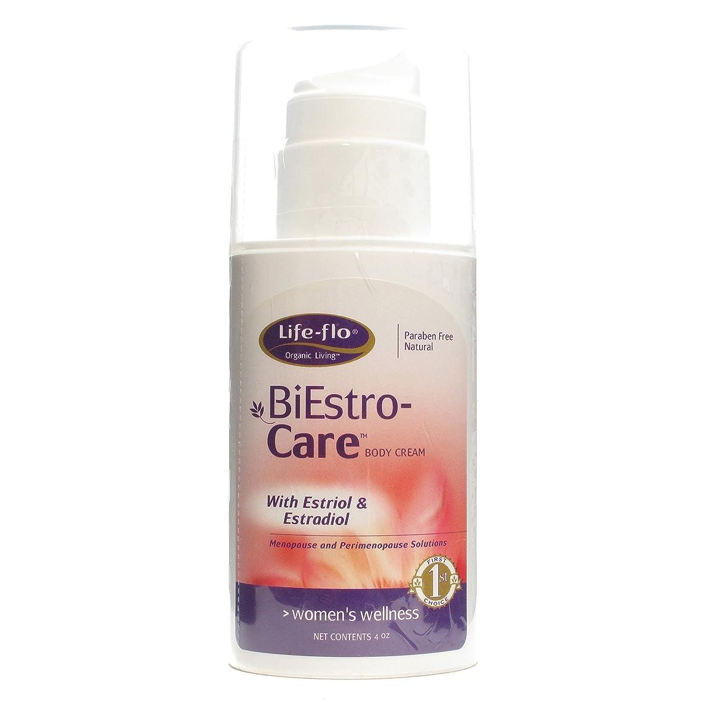 王女装置豊富に海外直送品Life-Flo Bi Estro-Care Body Cream, 4 oz (Pack of 2)