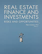 Real Estate Finance and Investments: Risks and Opportunites