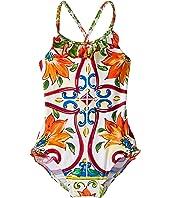 Dolce & Gabbana Kids - Swimsuit One-Piece (Infant)