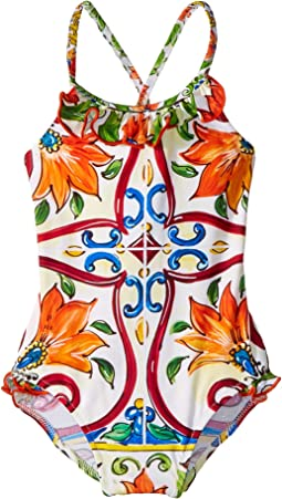 90b8a198de8eb Dolce   Gabbana Kids - Swimsuit One-Piece (Infant)