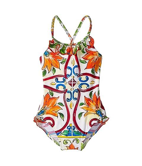 Dolce & Gabbana Kids Swimsuit One-Piece (Infant)