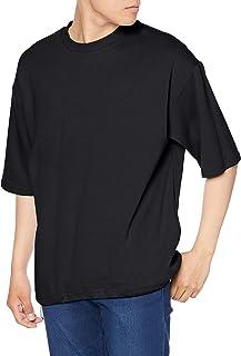 [サジェスション] SUGGESTION 裾スピンドル ビッグシルエット 半袖Tシャツ 215790
