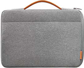 "Inateck 13-13.3-13.5 Pulgadas Funda Portátil Maletín Compatible con MacBook Air 13, MacBook Pro 13, 13.5"" Surface Book 1/2, Surface Laptop 1/2, Surface Pro 3/4/5/6 Protectora Bolso Gris Oscuro"