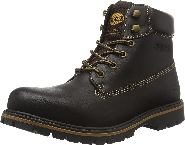 Dockers by Gerli Men's 35CA101-110300 Short Boots