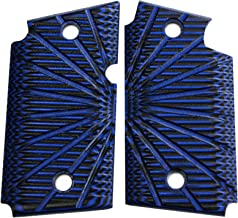 StonerCNC Sig Sauer P938 G10 Grips Aggressive Starburst Fits Sig Sauer P 938 Pistol WITH or WITHOUT Ambi