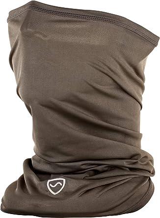 SYB | Schlauchschal | flexibel, vielseitig verwendbar, Unisex, EMF-Strahlenschutz, 90 % Silber