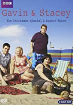 Gavin & Stacey:S3 & 08 Xmas Special(DVD)