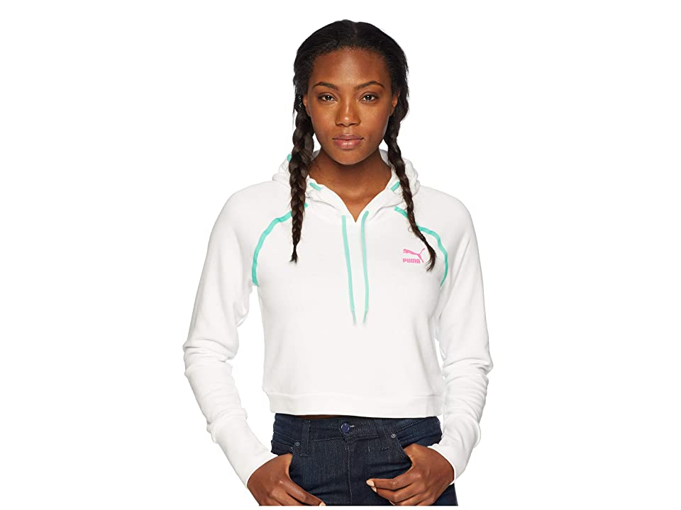 PUMA Reflect Hoodie (PUMA White) Women