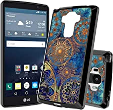 LG G Stylo case,LG G4 Stylus case,LG LS770 case,LG G Stylo H631 case, LG G Stylo MS631 case,Ayoo [Drop Protection][Shock Absorption] Soft TPU+Hard PC Bumper Protective Case for LG LS770-Black