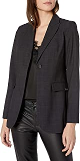 Women's One Button Jacket