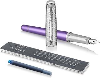 Parker 派克 都市钢笔 精细笔尖 与墨水补充装