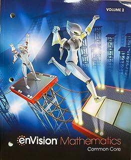 ENVISION MATHEMATICS 2021 COMMON CORE STUDENT EDITION GRADE 8 VOLUME 2