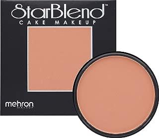 Mehron Makeup StarBlend Cake Makeup RUDDY BRONZE – 2oz