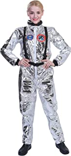 silver space costume