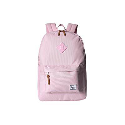 Herschel Supply Co. Heritage (Pink Lady Crosshatch) Backpack Bags