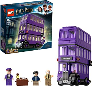 LEGO Harry Potter and The Prisoner of Azkaban Knight Bus 75957 Building Kit, Toy for 8+ Year Old Boys and Girls, 2019