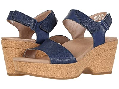 Earth Kella (Sapphire Blue Oregon) High Heels
