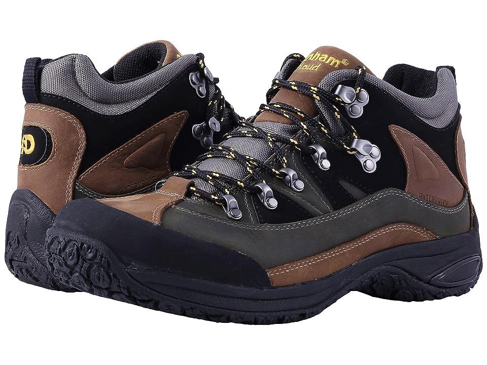 Dunham Cloud Waterproof (Grey) Men's Boots