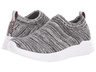 BOBS from SKECHERS Bobs Aria (Gray/Black) Women
