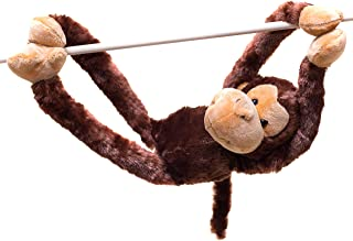 Best stuffed monkey velcro hands Reviews