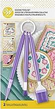 Wilton Cookie Decorating Tool Set, 3-Piece Cookie Decorating Supplies