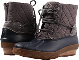 Sperry - Saltwater Wedge Tide Quilted Nylon
