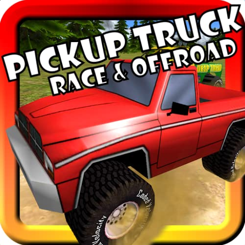 Pickup Truck Race & Offroad! 3D Toy Car Game For Toddlers and...