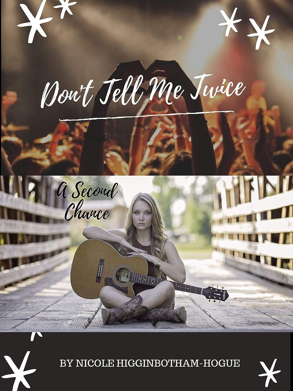 コンピューターリレー置き場Don't Tell Me Twice/A Second Chance (Jems and Jamz Books 1 & 2) (English Edition)