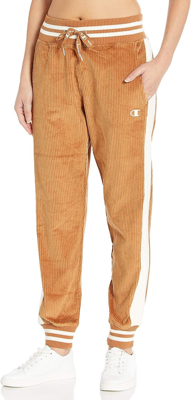 Details about  /Champion LIFE Women/'s Corduroy Pant W//Reverse Weav Choose SZ//color