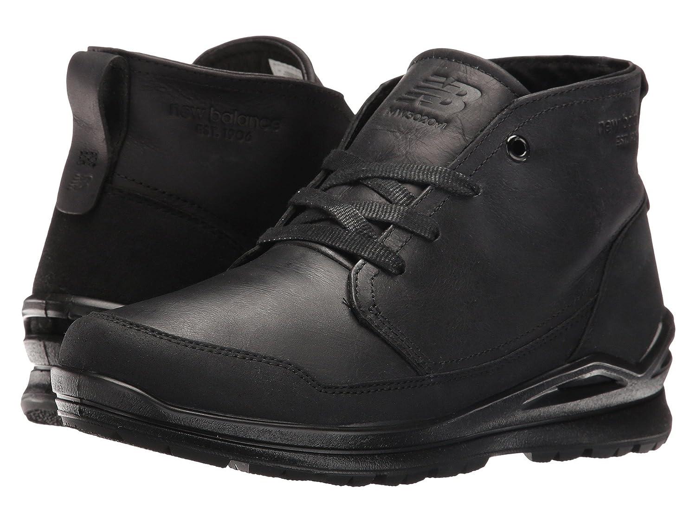 (ニューバランス) New Balance メンズランニングシューズ?スニーカー?靴 BM3020v1 Black/Black ブラック/ブラック 9.5 (27.5cm) EE