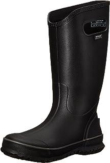 Mens Waterproof Rubber Rain Boot