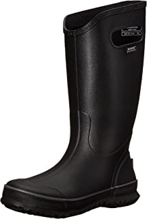 Mens Waterproof Rubber Rain Boot