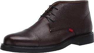 MARC JOSEPH NEW YORK Men's Leather Made in Brazil Luxury Lug Boot Ankle